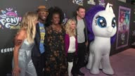 CHYRON Lionsgate Presents The New York Special Screening Of 'My Little Pony' at AMC Lincoln Square Theater on September 24 2017 in New York City
