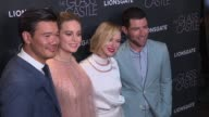 CHYRON Lionsgate Presents The New York Special Screening Of 'The Glass Castle' at SVA Theater on August 2 2017 in New York City