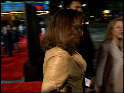 Lisa Nicole Carson at the 'Life' Premiere at the Mann Village Theatre in Westwood California on April 14 1999