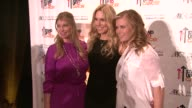 Lisa Niemi Swayze Alana Stewart Alison Sweeney at Stand Up To Cancer Press Event At The AACR Annual Meeting in San Diego CA