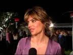 Lisa Rinna tells us why she supports the Rape Treatment Center and how the icing on the cake is Proenza Schoeler she thinks they make sexy clothes...
