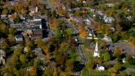 Litchfield  - Aerial View - Connecticut,  Litchfield County,  United States