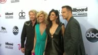Little Big Town at MGM Grand on May 17 2015 in Las Vegas Nevada