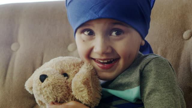 Ragazzino chemioterapia