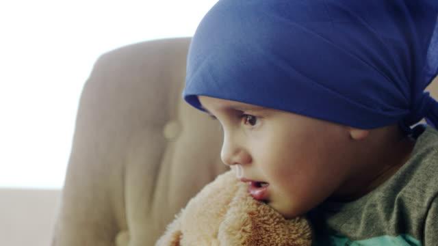 Little Boy Chemotherapy