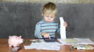 little boy financier