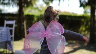 Little cute butterfly
