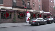 Little Italy, NYC - Italian Restaurant (Christmas Decorations)