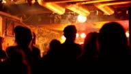 Live-Publikum.
