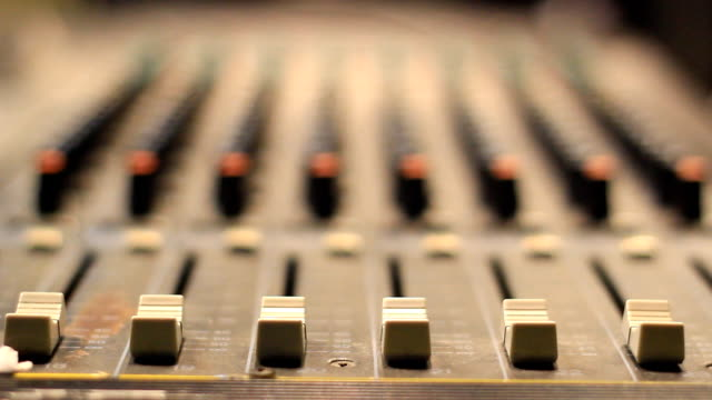 Live Mixing Desk