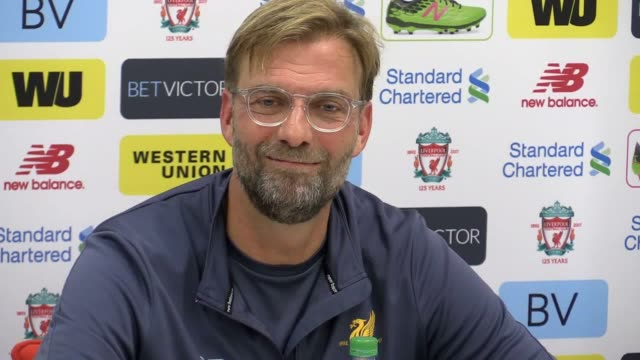 Liverpool manager Jurgen Klopp confirms he will make a number of changes to the starting lineup against Leicester in the third round of the Carabao...
