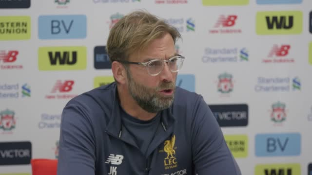 Liverpool manager Jurgen Klopp previews Chelsea's trip to Anfield in the Premier League