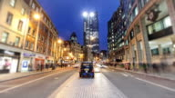 Time lapse di Liverpool Street
