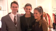 Lizzie Schwartz at Kyle By Alene Too Grand Opening Party on 10/11/12 in Beverly Hills CA
