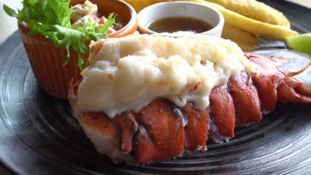 lobster steak