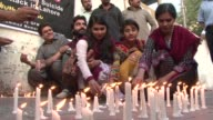 Local Karachi NGO holds candlelight vigil to show solidarity with Lahore suicide attack victims