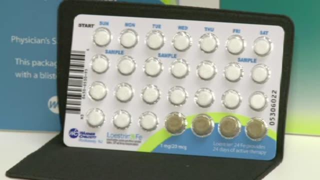 KDAF Loestrin FE Birth Control Pills on January 11 2012 in Dallas Texas