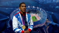 Boxing Interviews with medal winners Anthony Joshua interview continued SOT one day want to be professional but need experience I started great...
