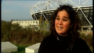 Dow Chemicals controversy Press conference Farah EdwardsKhan interview SOT Describes her experience of Bhopal disaster appalling / do not want them...