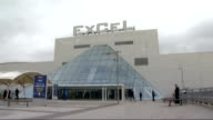 Hotel and ticket package deals R25030912 General view of Excel Centre