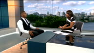 London 2012 Olympic Games legacy one year on Anthony Joshua Anthony Joshua LIVE studio iinterview SOT