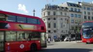 London Admiralty Arch And Trafalgar Square (UHD)