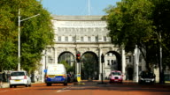 London Admiralty Arch Over The Mall