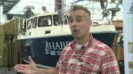 London Boat Show 2017 Dave Selby interview SOT People attending boat show