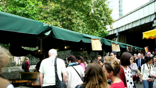 PAN London Borough Outdoor Market (4K/UHD to HD)