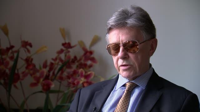 Alleged intelligence failings INT Nigel Inkster interview SOT