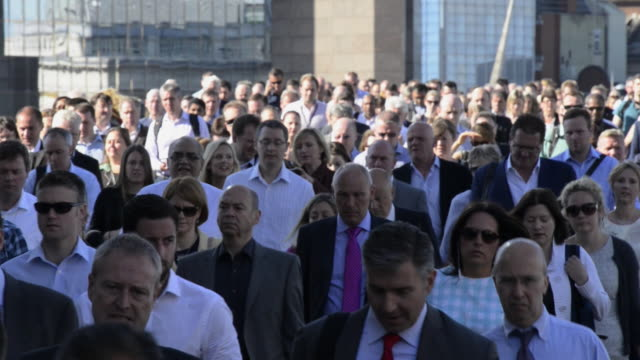 London Bridge Commuters