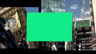 London Farbstanze composite