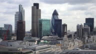 T/L London City Skyline