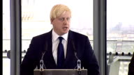 London Deputy Mayor faces investigation into alleged financial misconduct and sexual impropriety Press conference Johnson speculates that Lewis...