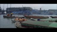 1962 London docklands