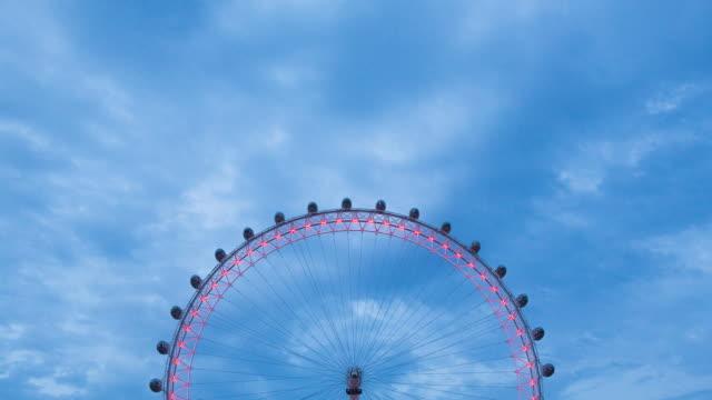 London Eye Timelapse, Top Half