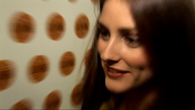 Look Fashion Show interviews GVs Olivia Palermo Olivia Palermo interview SOT On her new reality show being a myth On loving UK Style London girls...