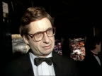 State of British film industry ENGLAND London Leicester Square Empire Sir Richard Attenborough interview SOT Can't raise sufficient money in UK for...