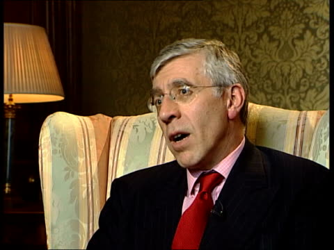 London Foreign Office Jack Straw MP interview SOT most other European countries with significant defence industries have taken steps long before us...