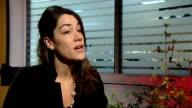 GIR Anastasia de Waal interview SOT
