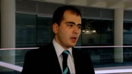 London GIR Georgi Kandelaki interview SOT