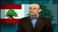 London GIR INT Adel Darwish interview SOT