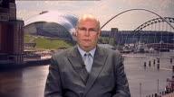 GIR INT Frank Nesbitt 2WAY interview from Newcastle SOT