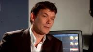 London GIR INT Gary McKinnon interview SOT