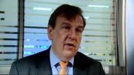 London GIR INT John Whittingdale MP interview SOT