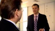 GIR INT Michael Coogan interview SOT