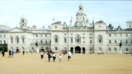 London Horse Guards Building (4K/UHD to HD)