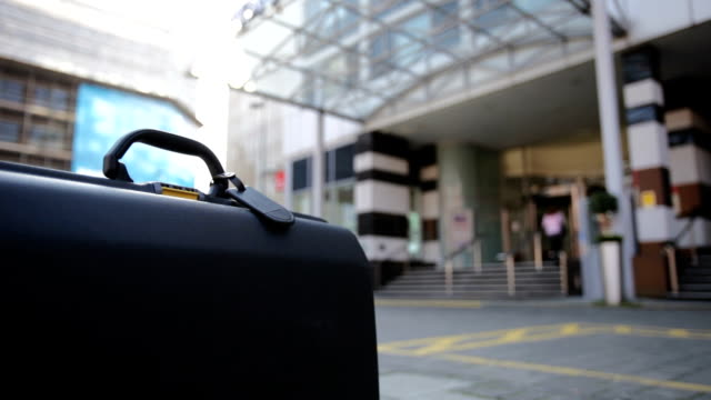 London Hotel and Suitcase