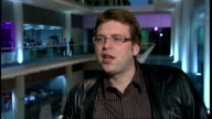 INT Andrew van de Burgt interview SOT