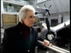 London Anita LaskerWallfisch interviewed SOT Explaining how she knew there were gas chambers at camp